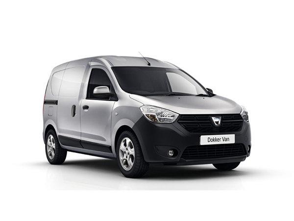 Dacia Dokker Van leasen