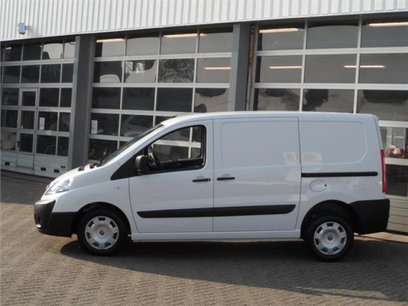 Fiat Scudo leasen