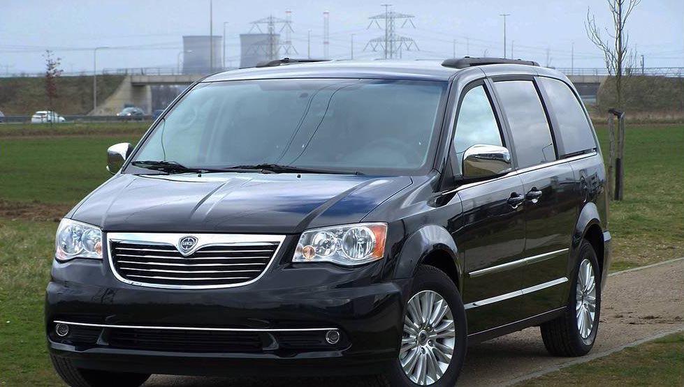 Lancia Voyager Van leasen