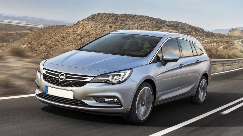 Opel Astra Sports Tourer leasen