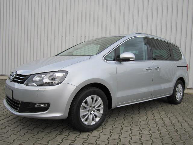 Volkswagen Sharan Van leasen