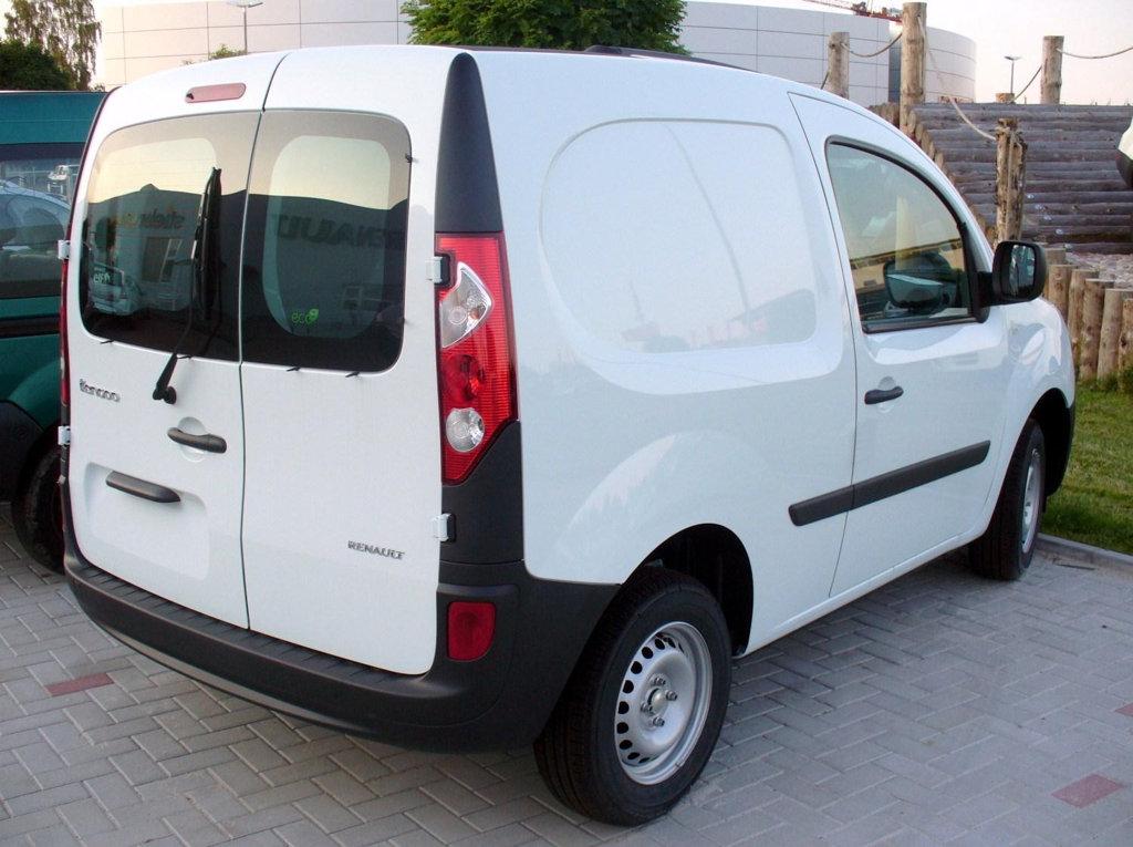 Renault Kangoo Express Compact leasen