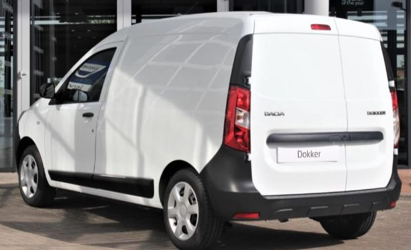 Dacia Dokker leasen 3