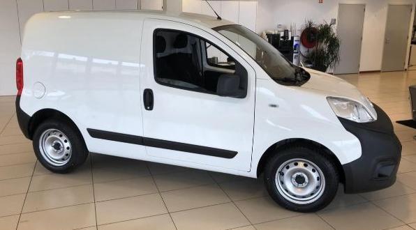 Fiat Fiorino leasen 1