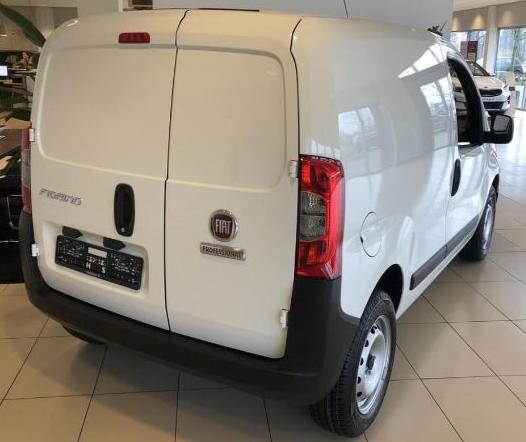 Fiat Fiorino leasen 2