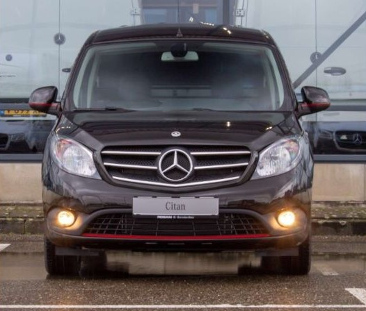 Mercedes citan leasen 2