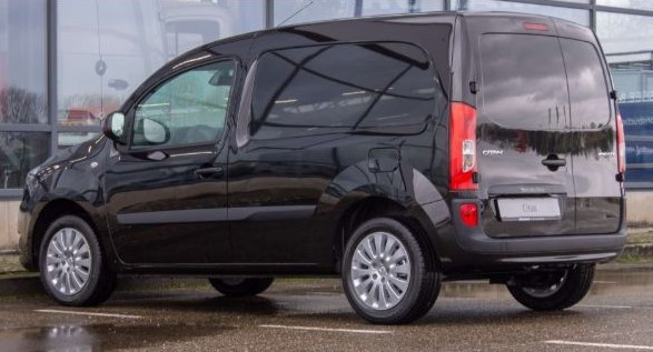 Mercedes citan leasen 4