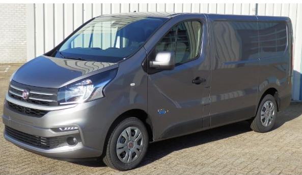 Fiat Talento leasen 1