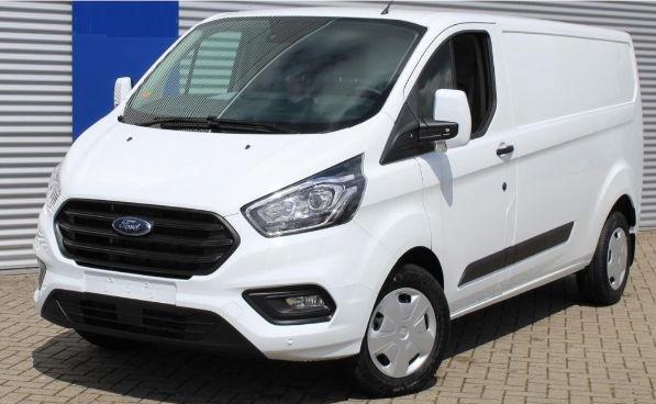 Ford transit custom leasen 1