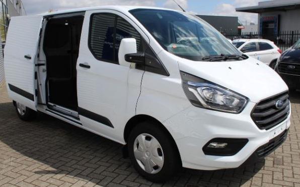 Ford transit custom leasen 4