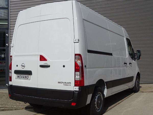 Opel Movano leasen 4
