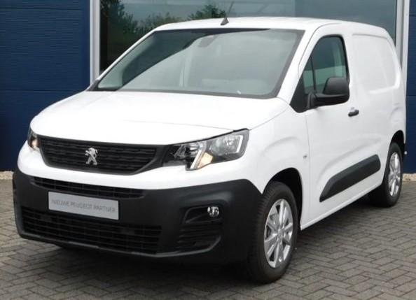 Peugeot Partner leasen 1