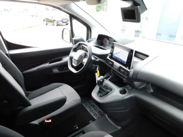 Peugeot Partner leasen 16