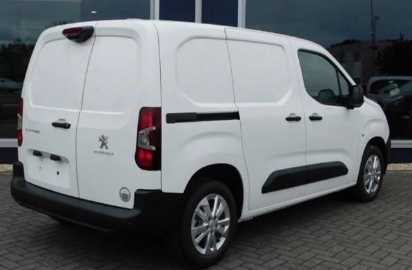 Peugeot Partner leasen 5