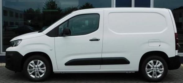 Peugeot Partner leasen 8