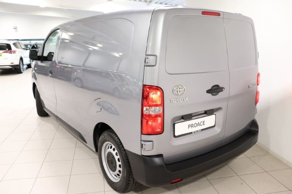 Toyota Proace long worker leasen 7