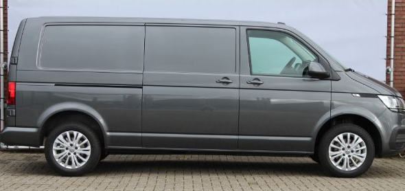 Volkswagen Transporter leasen 2
