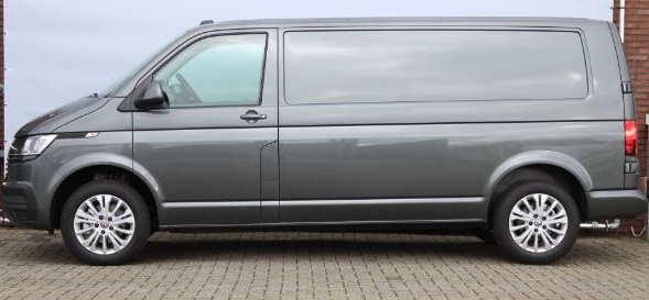 Volkswagen Transporter leasen 3