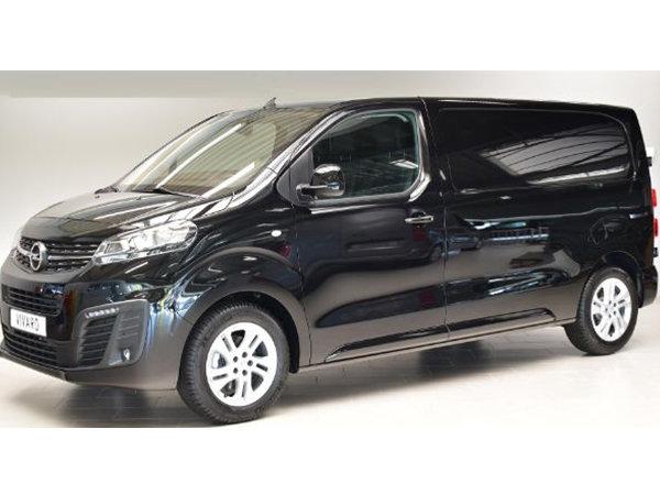 Opel Vivaro leasen